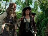 Jack and Angelica - Featurette Jack and Angelica (Anglais)
