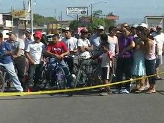 Fatal accidente de tránsito en Estelí.