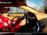 Autosital - Les pilotes de la Scuderia Ferrari testent la Ferrari F12 Berlinetta... maquillée