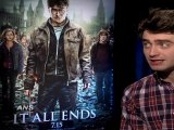 Daniel Radcliffe Says Harry Potter Deathly Hallows, Part 2 Action