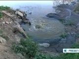 Gazans displaced after Israel opens dam