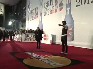Audi at the BRIT Awards 2012