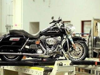 Harley-Davidson York Manufacturing Facility, USA