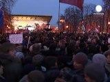Plusieurs dizaines d'opposants arrêtés à Moscou en...