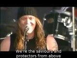Gamma Ray - Heavy Metal Universe Live in Wacken 2006 with lyrics