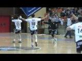 La victoire des Aixois à Dijon (Aix Handball)