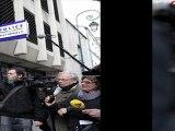Laurent Lafon Nouveau Centre reçoit François Bayrou président du MoDem à Vincennes