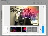 Edit your photos on Skyrock