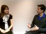 interview de Cécilia Durieu -  eworky - le coworking et télétravail