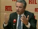 """Nicolas Dupont-Aignan, candidat souverainiste (Debout la République) à la Présidentielle : """"Je n'ai pas encore mes 500 signatures !"""""""