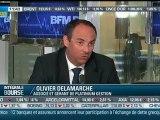 Olivier Delamarche - BFM Business 6 mars 2012