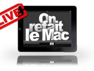 Live Keynote - iPad 3, On refait le Mac