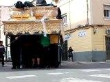 Ensayo Ultrajado. Ciudad Real. 4 de Marzo de 2012. LA VOZ DEL COFRADE.