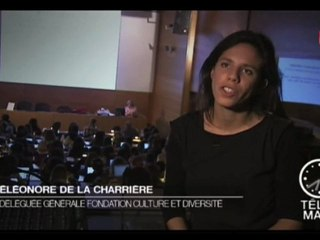 Programme Egalité des Chances à l'Ecole du Louvre - Télématin France 2