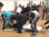 Pamiers- Ariège : Inauguration des Instituts de Formation en Soins Infirmiers et d'Aides- Soignants