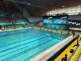 LONDRES 2012™- LE JEU VIDEO OFFICIEL DES JEUX OLYMPIQUES - Survol des piscines Olympiques