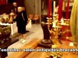 Tonneins: salon antiquités brocante