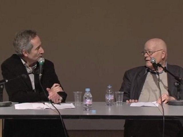 Alain Robbe-Grillet / L'Homme qui ment. Rencontre avec Michel Fano - Nouveau festival / 3ème édition