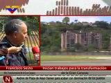 (VIDEO) Construcción de Parque Simón Bolívar estará listo en 3 años 07.03.2012