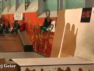 Wild Night Contest in Lille BMX Videos ECDC 2011