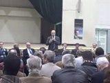 Alain Juppé annonce le lancement du comité de soutien à Nicolas Sarkozy en Gironde