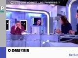 Zapping Actu du 9 Mars 2012 - Spéciale Journée de la Femme, entre Femen et Nadine Morano