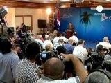 Amerika Birleşik Devletleri Küba'yı veto etti
