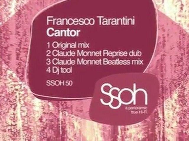 FRANCESCIO TARANTINI - CANTOR