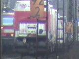 LTE BR185, Railion BR185, BR189, BR152, BR143, BR425 Bonn Beuel Süd