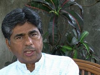 Rajagopal  interview on Jan Satyagraha (full lenght)