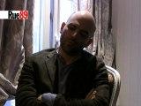 Interview de Roberto Saviano sur Rue89 : l'intégrale vidéo