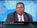 AFRICA NEWS ROOM du 09/03/12 - Sénégal - La vision du pays des 2 candidats - partie 1