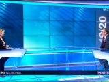François Bayrou, invité du 19/20 sur France3 - 090312