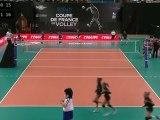 Volley - CDF 12 - Demi-finale féminine - Istres / RC Cannes - Vendredi 9 mars 19h