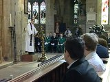 Pc David Rathband remembered at memorial service