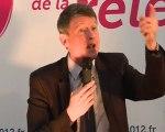 Discours de Vincent Peillon à Saint-Chamond