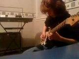 Cover Guitare du guitariste de Dead Angels