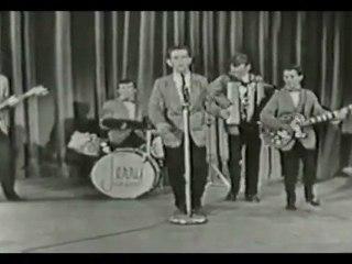 The Bop Kats - Be Bop a Lula (1960 - Ted Mack Show)