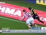 2004-2005, Olympiakos-Aris 2-1