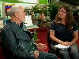 (VIDEO) Contragolpe Entrevista a Luis Britto Garcia 09.03.2012  2/2