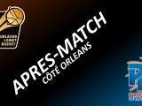 Après-Match - 21ème Journée - Orléans/Paris-Levallois - Côté Orléans