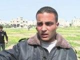 Nouveau raid israélien à Gaza, deux Palestiniens tués