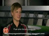 The Hunger Games ET Behind The Scenes (extended) 10/03/2012 subtitulos español
