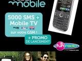 Mikl offre le nouveau pack Plug Mobile - Mikl à la radio Fun Radio Belgique