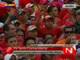 (VIDEO) Rodbexa animó a la juventud con: Somos mayoría, somos alegría, somos la gente de Hugo Chávez Frías 10.03.2012