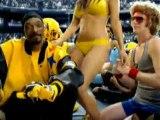 "Snoop Dogg feat The Dream ""Gangsta Luv"""
