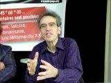 """6-Colloque M'PEP """"Pour une République du droit opposable à l'emploi"""" - Réponse d'Eric Hamraoui aux questions de la salle - Le courage - le 10 mars à Lyon"""