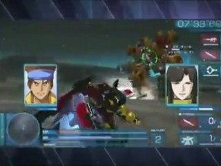 Pub Japonaise  de Gundam Seed Battle Destiny