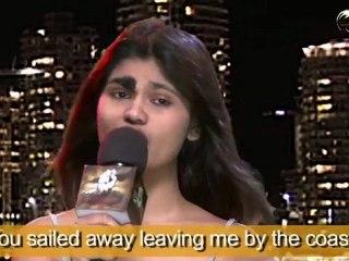 Singing with Geetanjali  VJ