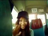 Tomomi and Mami funny Bus drive!